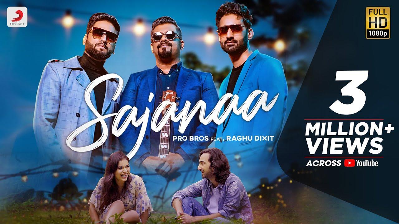 Raghu Dixit - Sajnaa Pro Bros