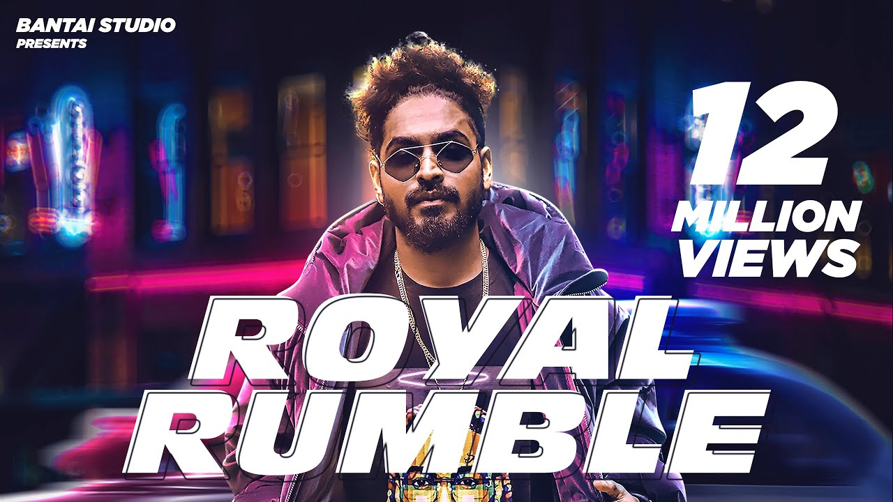 Emiway - Royal Rumble